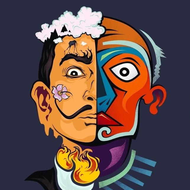 Dali & Picasso