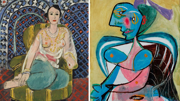 Matisse & Picasso, Until April 13, 2020 Sydney