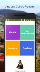 Arts and Culture Platform