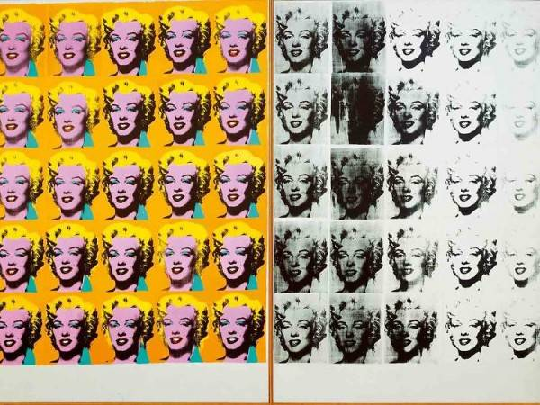 Andy Warhol – March 12 to Sep 6, 2020