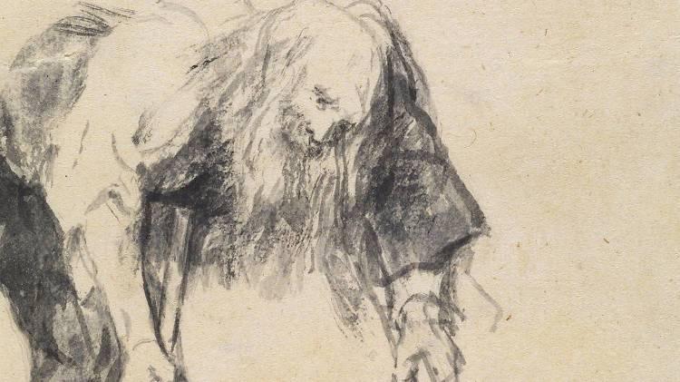 Goya. Drawings.Until Feb 16, 2020
