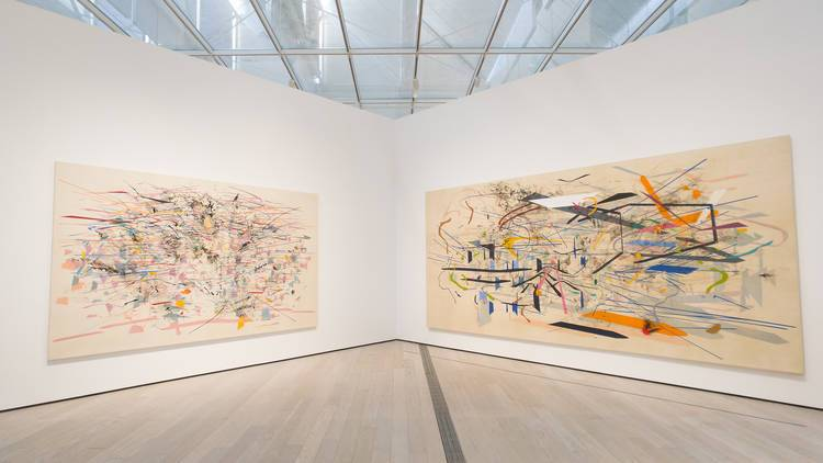 Julie Mehretu, Until May 17, 2020 Los-Angeles