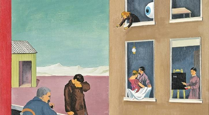 British Surrealism – Until May 20 London