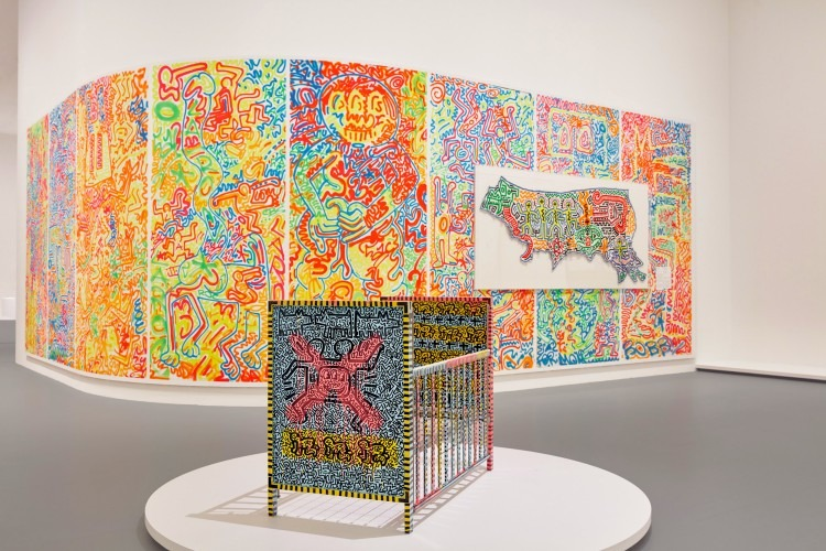 Keith Haring – Basquiat ONLINE