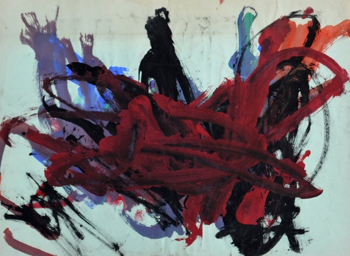 Congo & Jackson Pollock