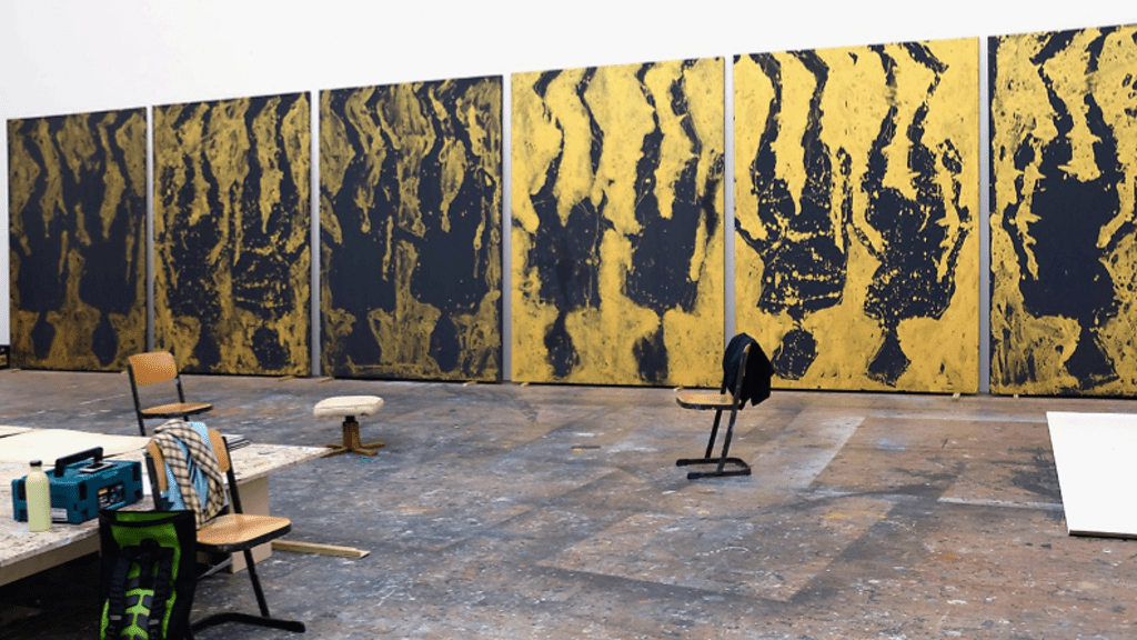 Georg Baselitz – Years later