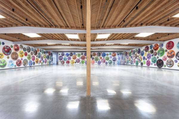 Kenny Scharf – Until Oct 31- L.A