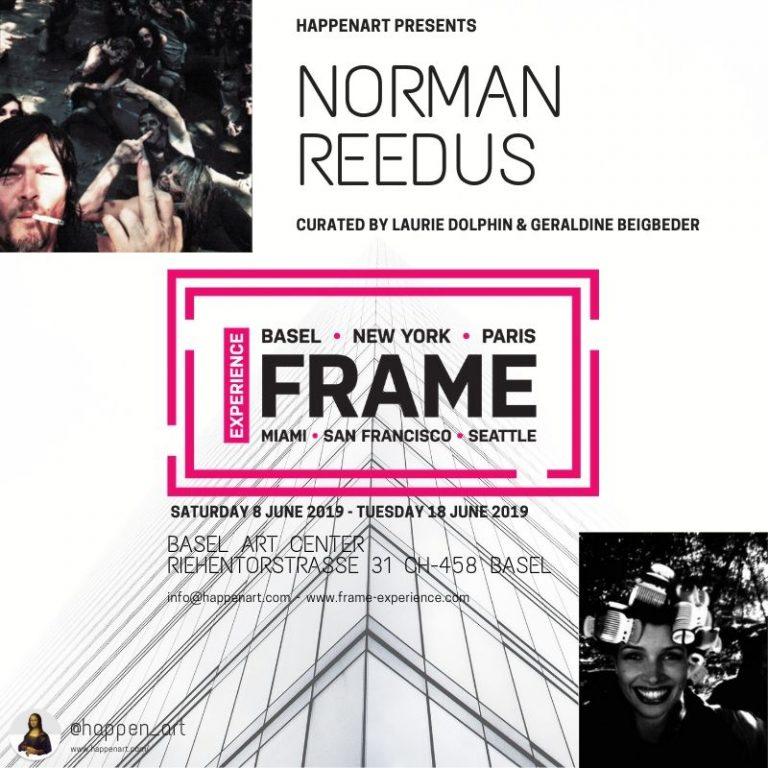 Norman Reedus HappenArt