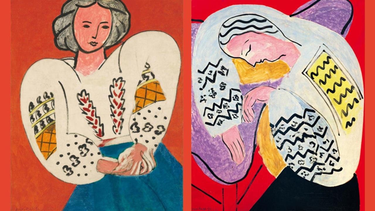 "Matisse ""LIKE A NOVEL"""
