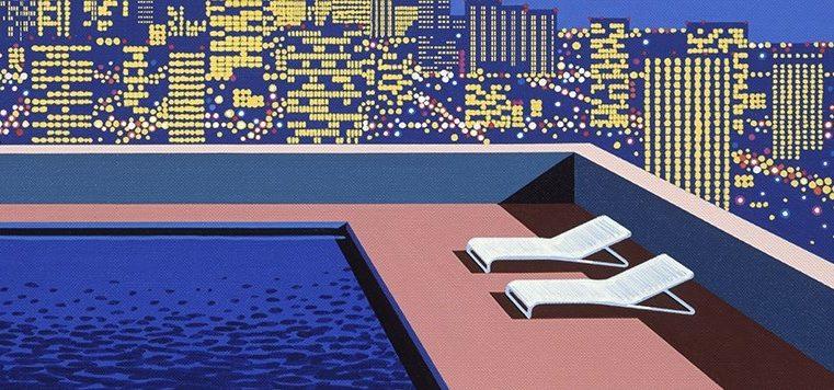 Hiroshi Nagai – Paintings for Music