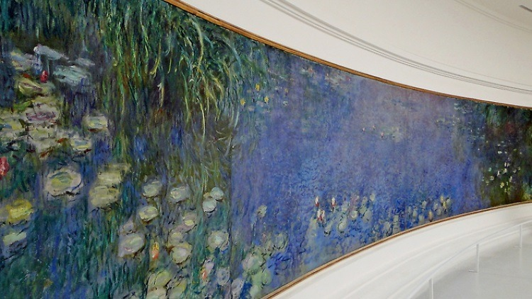 Water Lilies (Claude Monet) Online