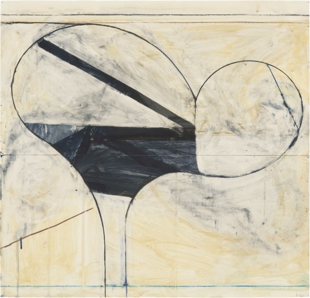 Richard Diebenkorn: Paintings and works on paper, 1948-1992