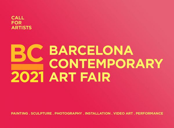 CALL TO ARTISTS: BARCELONA CONTEMPORARY 2021