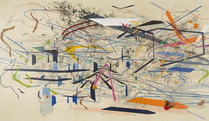 Julie Mehretu at New York