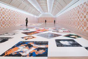 "Ai Weiwei ""Trace"""