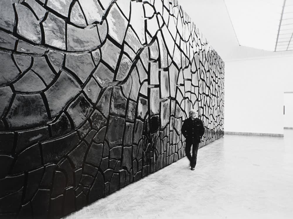 Giacomelli and Burri: elective affinities