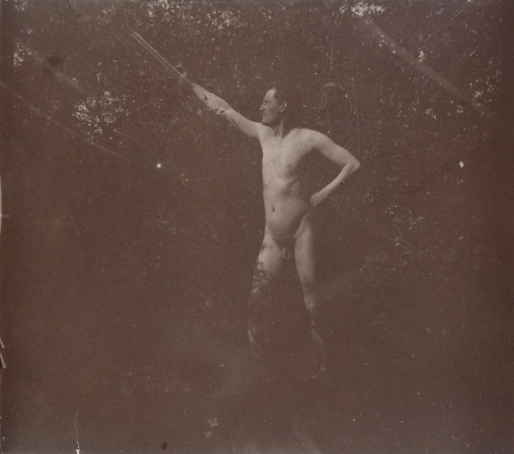Edvard Munch Selfies