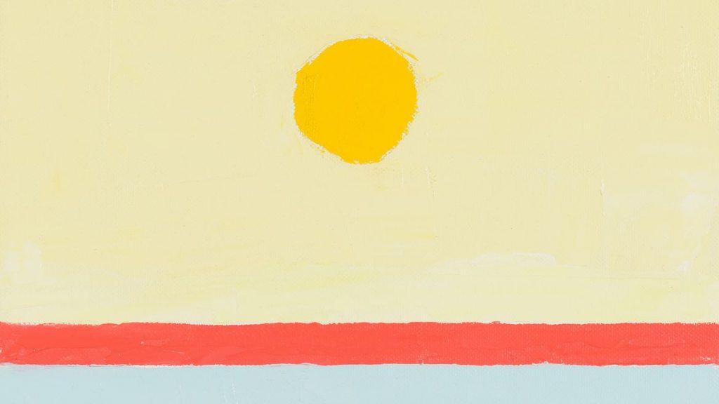 Etel Adnan: Light's New Measure