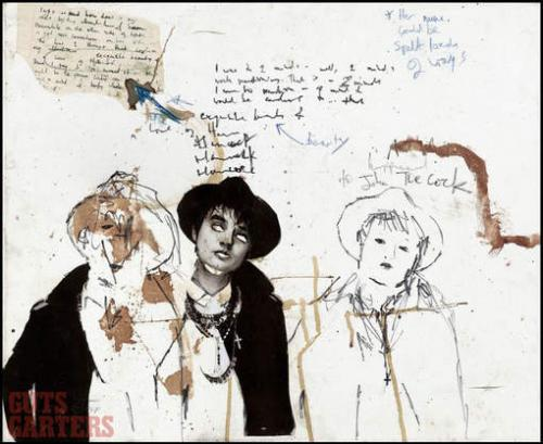 Peter Doherty Paris